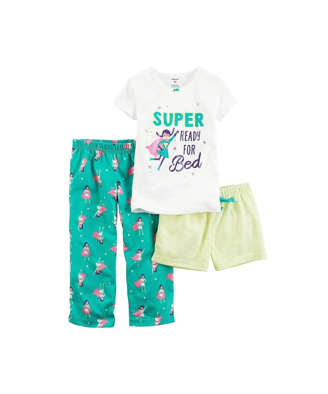 Carters Girls Pc Poly 393g033