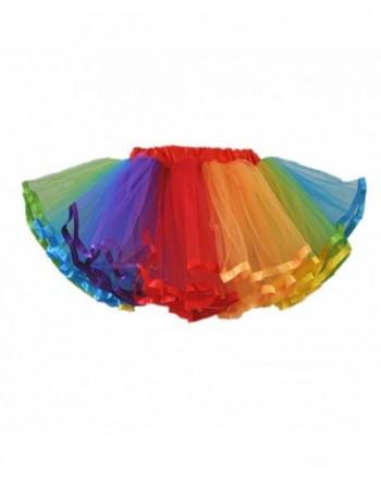 Honeystore Girls Princess Petticoat Skirts