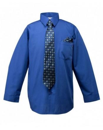 Spring Notion Dress Shirt Handkerchief