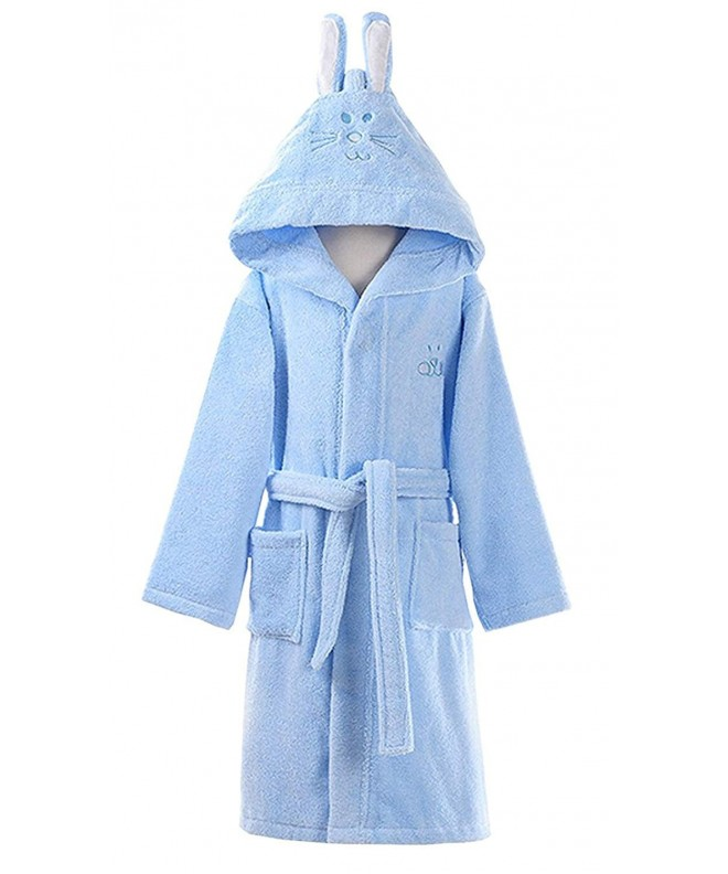 Cartoon Bathrobe Nightgown Pajamas Sleepwear