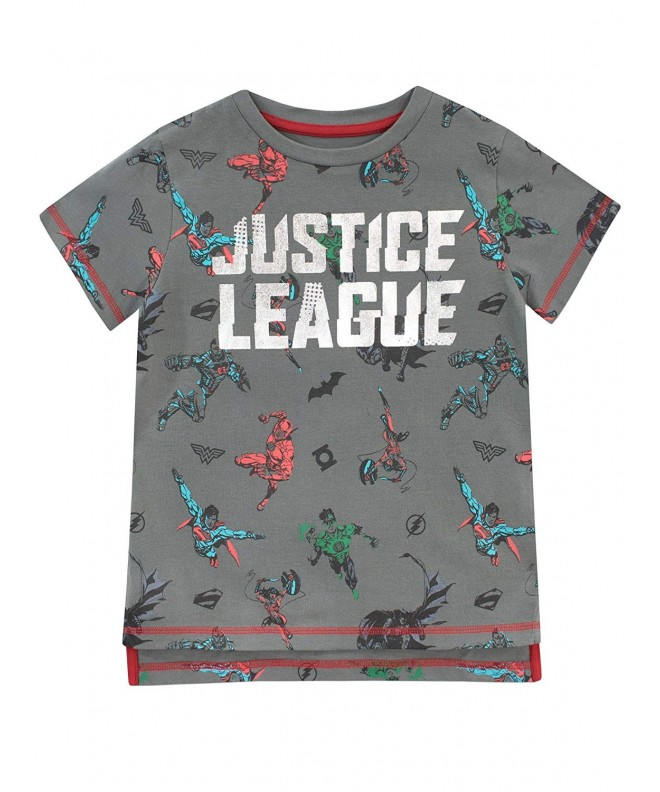 DC Comics Justice League T Shirt