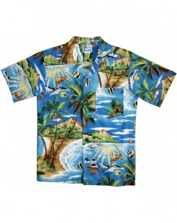 RJC Boys Tropical Island Shirt