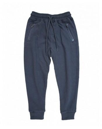 Abalaco Casual Elastic Trousers Running