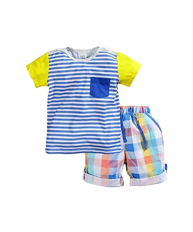 Fiream Little Cotton Clothing Short