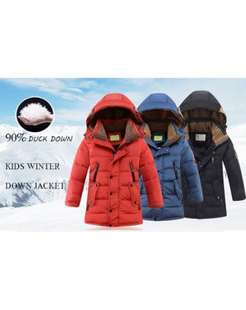 Discount Boys' Down Jackets & Coats Wholesale