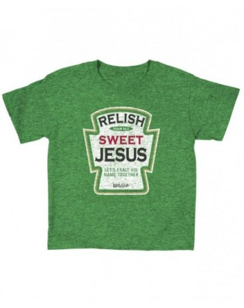 Relish Sweet Jesus Kidz Green