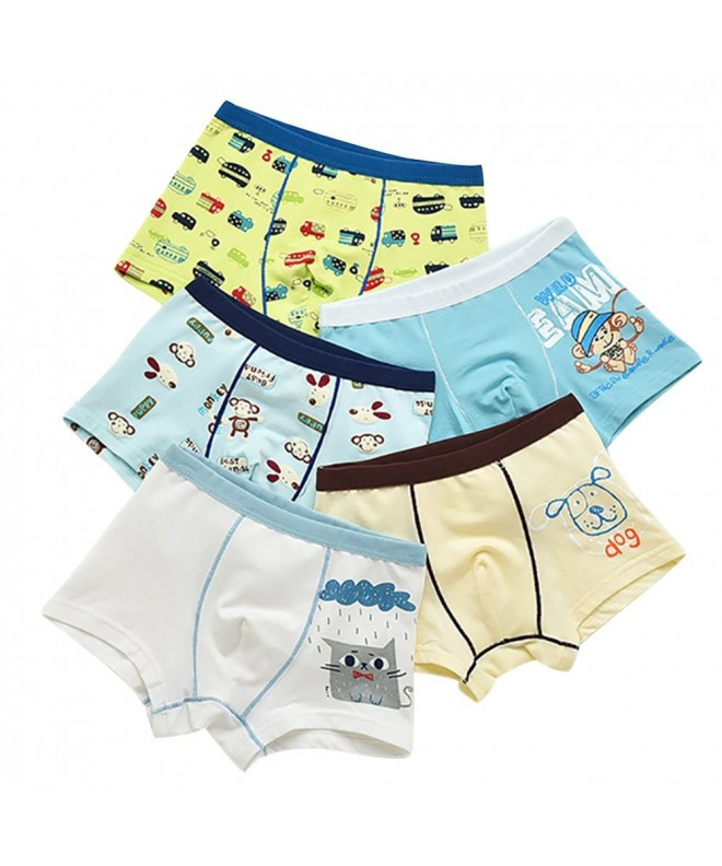 BOOPH Underwear Multicolored Toddler Underpant