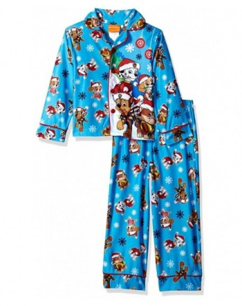 Nickelodeon Little Patrol 2 Piece Pajama