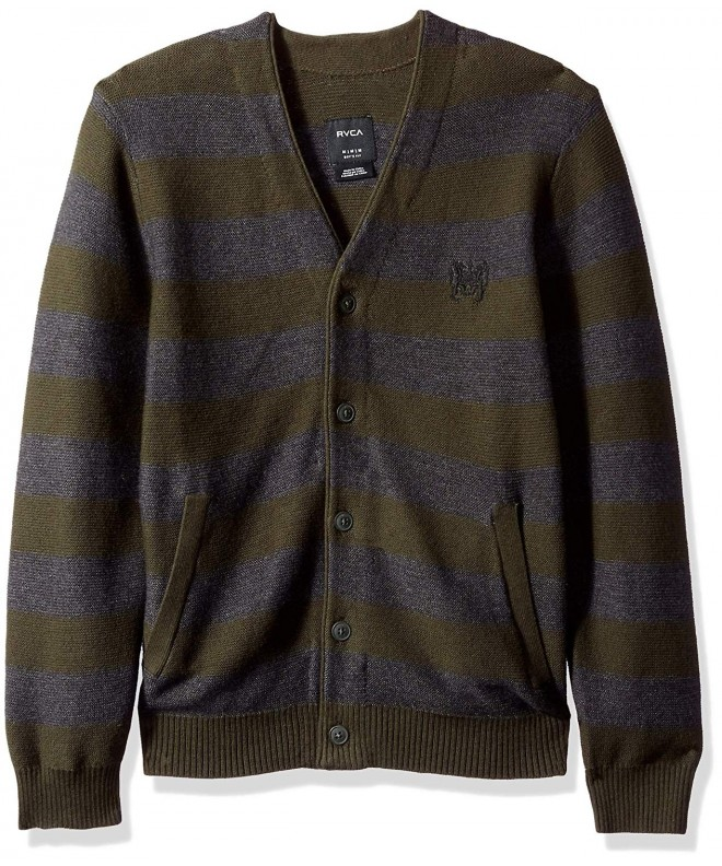 RVCA Boys Cali Cardigan Sweater