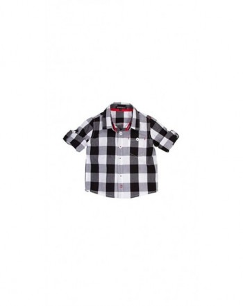 Discount Boys' Button-Down Shirts Outlet Online