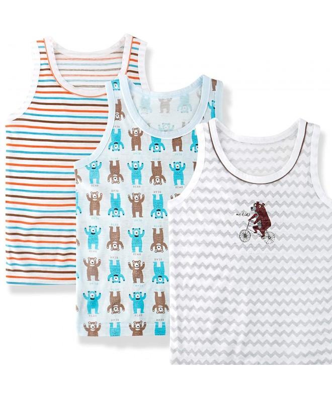 MRKIDS Cotton Toddler Undershirts Underwear