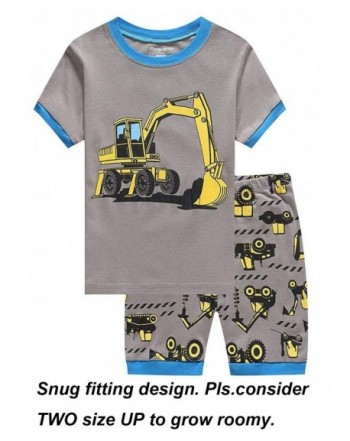 Boys' Pajama Sets Outlet
