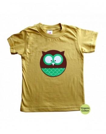 Colette Kids Organic Unisex Owl