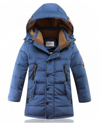 DNggAND Winter Hooded Puffer Coats 5 14