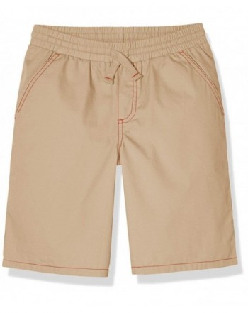 Awesome Basic Poplin Pull Short
