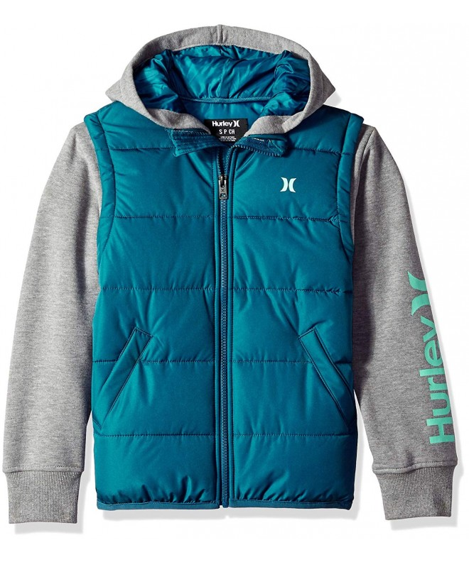 Hurley Boys Big Hybrid Jacket