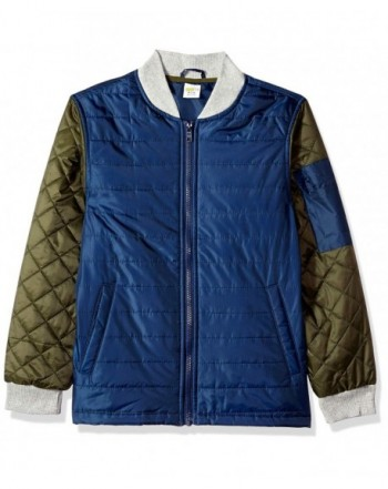 Crazy Boys Fashion Bomber Jacket