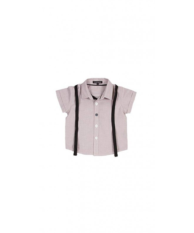 Petit Society Little Party Shirt