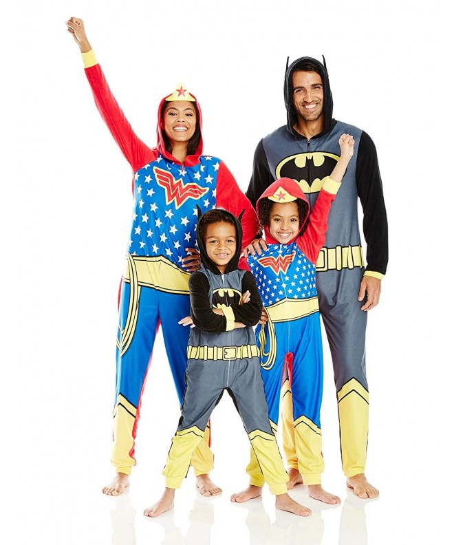Justice League Family Cosplay Union