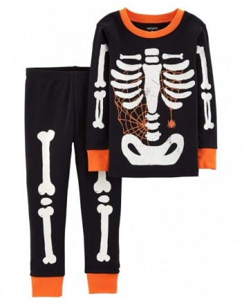 Carters Baby Boys Skeleton Halloween