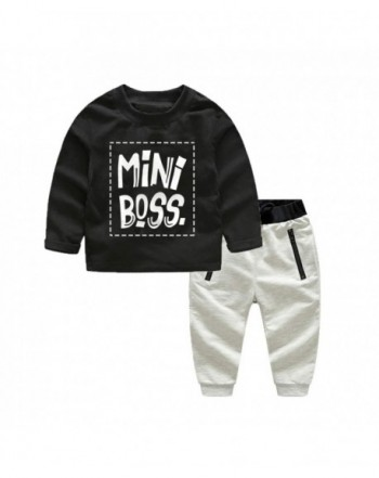 xirubaby Toddler Handsome Blouse Outfits
