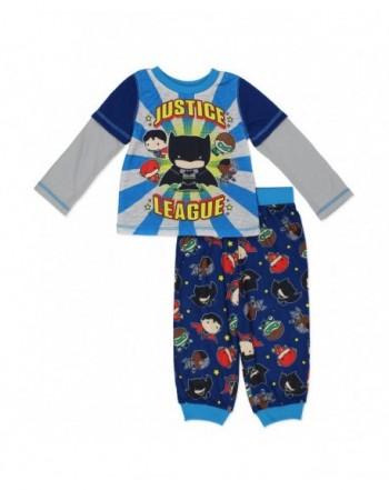 Justice Toddler Pajamas Superman Lantern