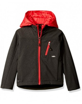 Hawke Shell Jacket Quilted Vestee