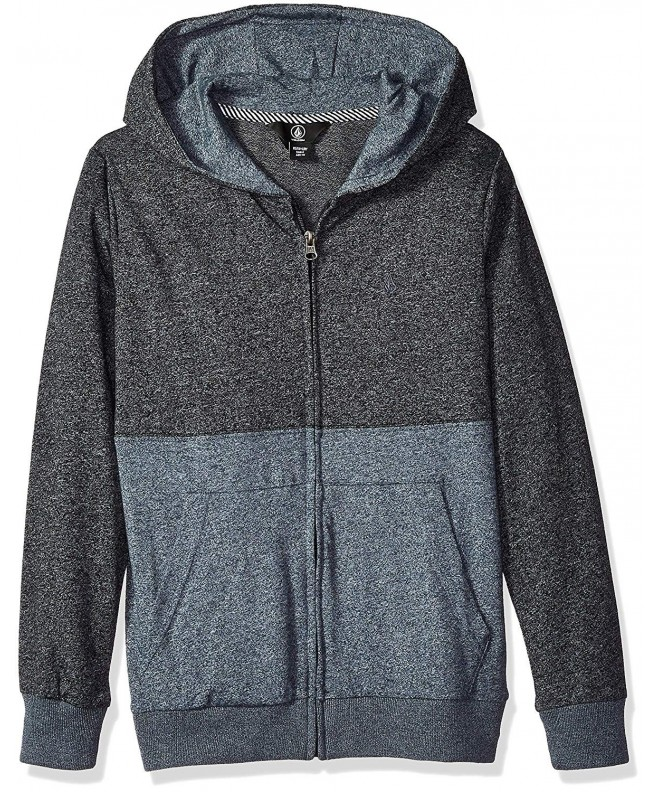Volcom Wowzer Colorblock Hooded Sweatshirt