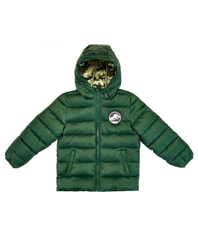 Arctic Squad Jurassic Hooded Camouflage