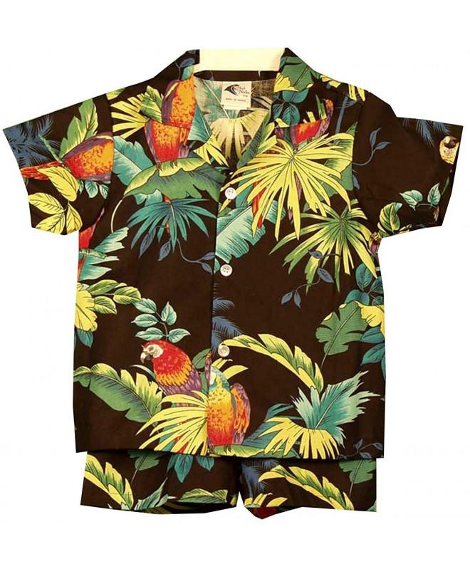 RJC Boys Jungle Parrot 2pc