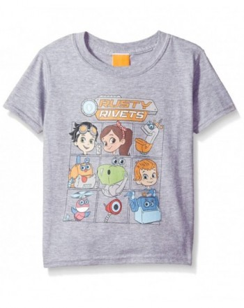 Nickelodeon Toddler Character T Shirt Heather
