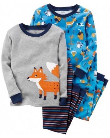Carters Boys 12M 12 Piece Pajamas