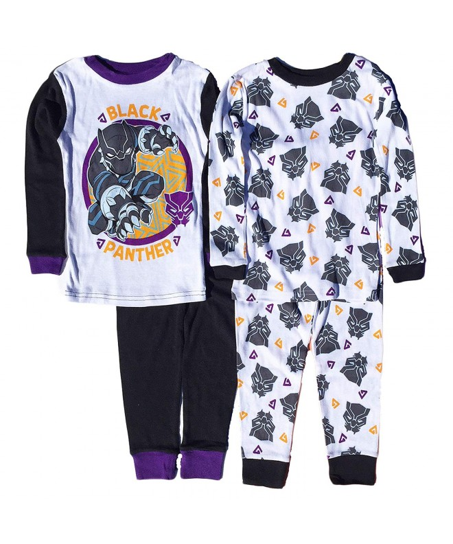 AME Panther Little Sleeve Pajamas