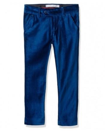 Appaman Boys Seaport Velvet Pants