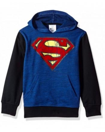 DC Comics Superman Fleece Pullover