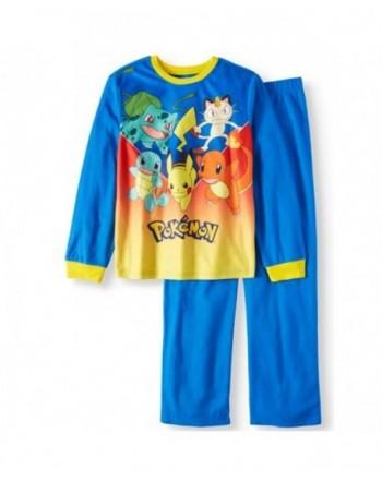 Pokemon Nintendo Characters Sleepwear Pajama