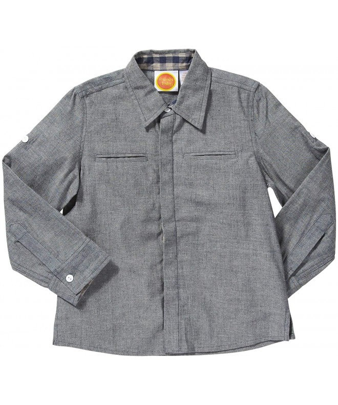 Masala Boys Neat Shirt Toddler