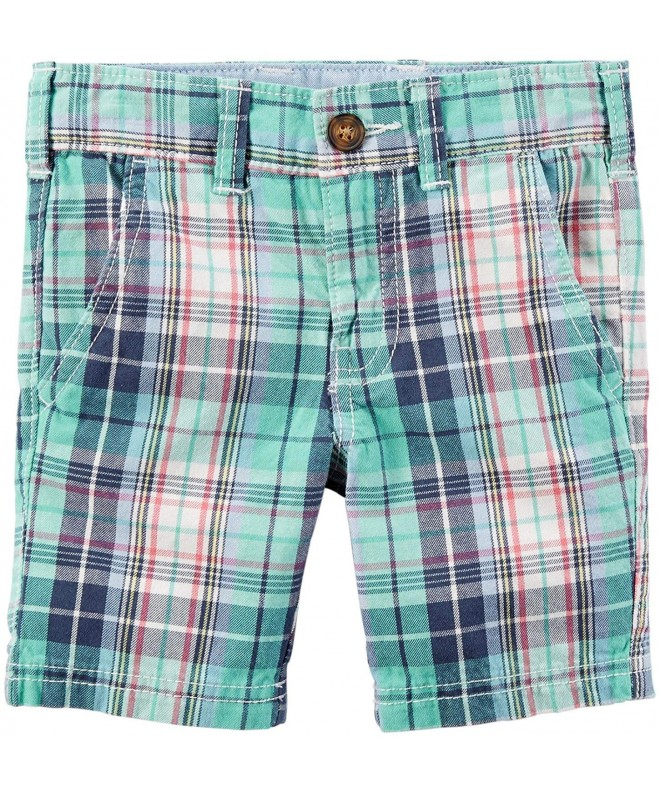 Carters Boys Woven Shorts 268g182