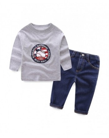 Trendy Boys' Pant Sets for Sale