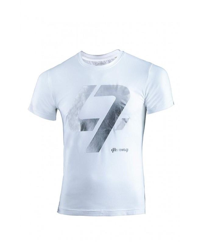 djbravo47 Boys 47 White Silver