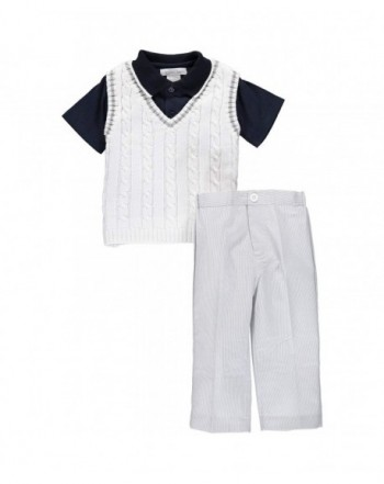 Carraige Boutique Striped Piece Pants
