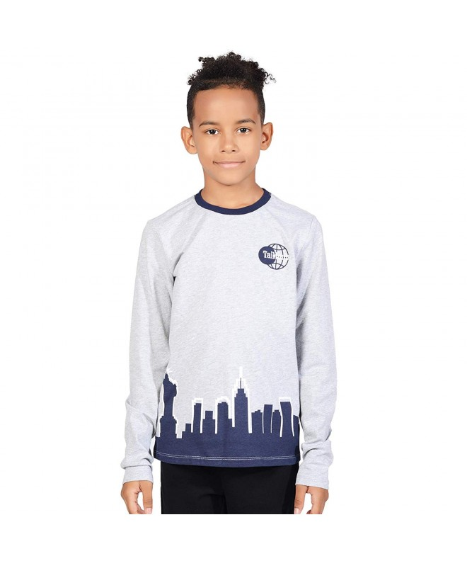 TaiMoon Cotton T Shirt Sleepwear Graphic