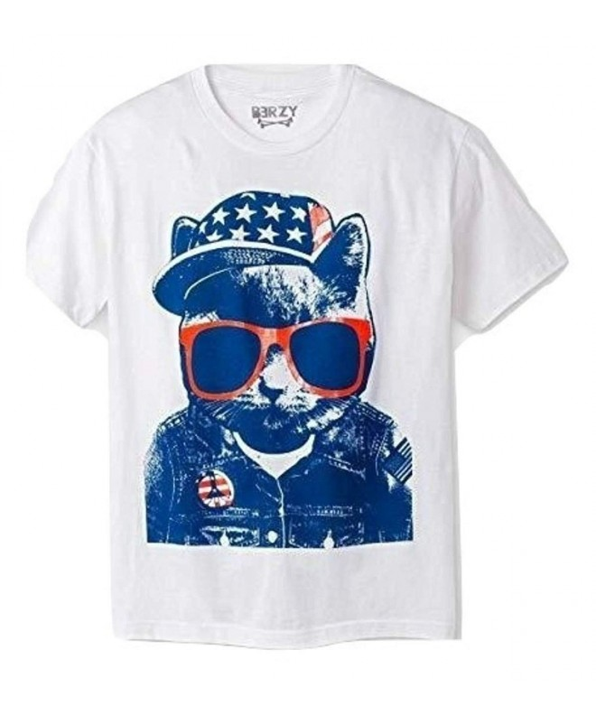 Graphic T Shirt Youth Sleeve American