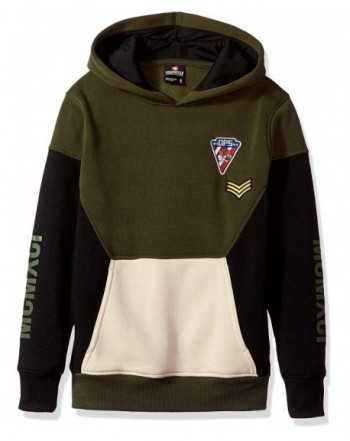 Southpole Boys Fleece Hooded Pullover