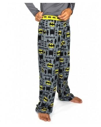 DC Comics Batman Flannel Pajama