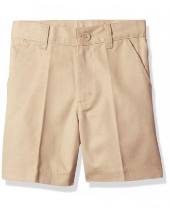 Classroom Uniforms Boys Front Shorts