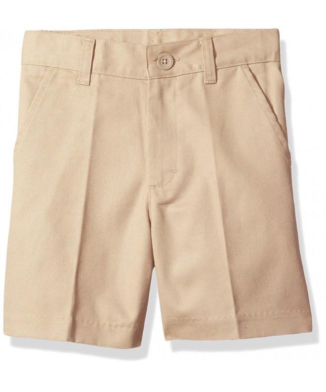 Classroom Uniforms Boys Front Shorts