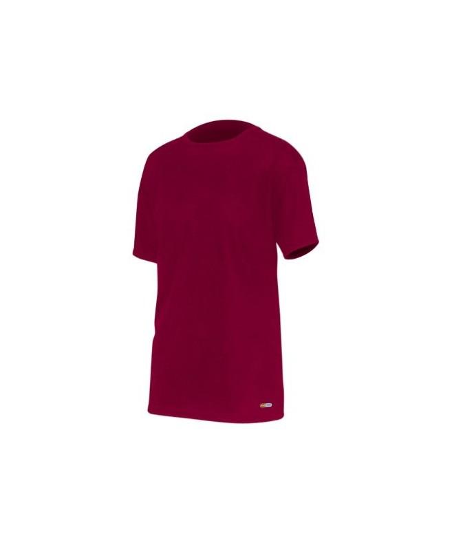 Boys Tech Silk Short Sleeve