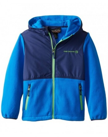 Free Country Fleece Full Zip Hooded