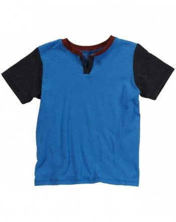 Nano Little Colorblock Henley Toddler